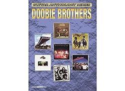Hal Leonard Doobie Brothers Anthology Guitar Tab Songbook