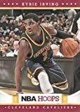 2012 Hoops Rookie Card 223 Kyrie Irving M (Mint)
