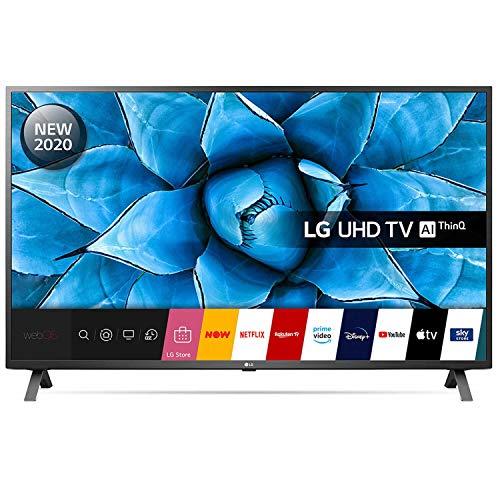 LG 50UN73006LA 50' 4K Ultra HD HDR Smart LED TV with Freeview HD/Freesat HD