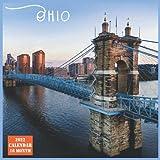 Ohio Calendar 2022: Official Ohio State Calendar 2022, 16 Month Calendar 2022
