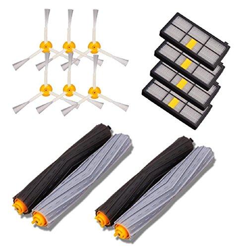 Culater Ersatz-Kits für iRobot Roomba 800/900 Vakuum Serie Staubsauger-Roboter