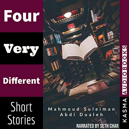 Four Very Different Short Stories audiobook cover art