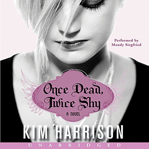 Once Dead, Twice Shy cover art