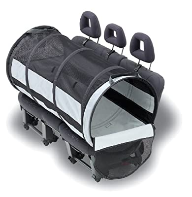 Petego Pet Tube Car Kennel, Large
