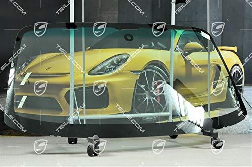 Porsche 986 MK2 Boxster Frontscheibe getönt+Grünkeil/aut.abblendb.Spiegel+Sensor