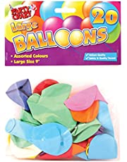 Large Round Balloons (Pack of 20)