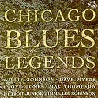 Chicago Blues Legends / Various