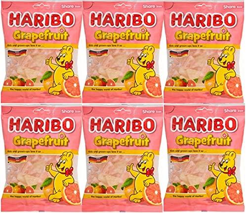 ハリボー グレープフルーツ 200g [1045]