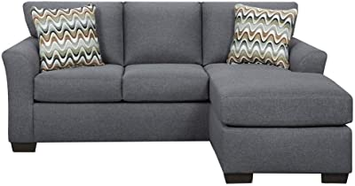 Miraculous Amazon Com Benchcraft Mandee Contemporary Upholstered Ocoug Best Dining Table And Chair Ideas Images Ocougorg