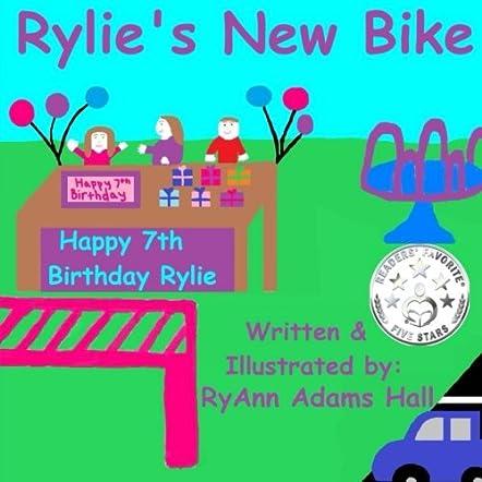 Rylie's New Bike