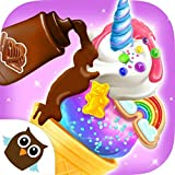 Surprise fluffy animals with unique ice creams and slushies! Choose among dozens of flavors, shapes, toppings and sprinkles! Prepare frozen fish ice cream for Bagel the Bear! Decorate a sundae with dog treats for Puff the Puppy! Create the most color...