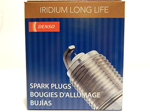 DENSO # 3324 Iridium LONG LIFE Spark Plugs -- SK16R11 ----- 4 PCS NEW