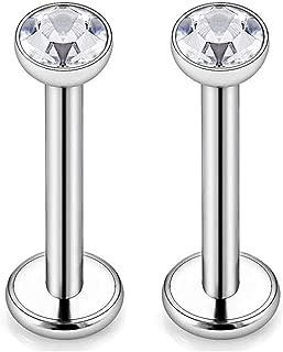 Best titanium tragus piercing Reviews