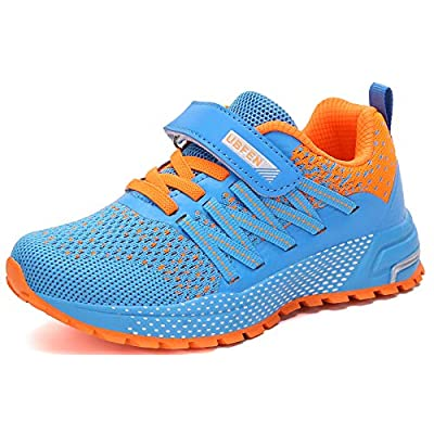 UBFEN Kids Running Shoes Sneakers for Boys Girls