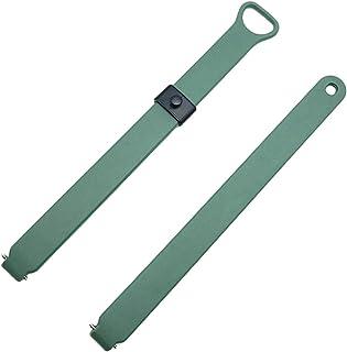 Smartwatch Accessoires Horloges Polsband Bandjes Anti-slip Hand Armband voor Misfit Ray Fitness Tracker Groen