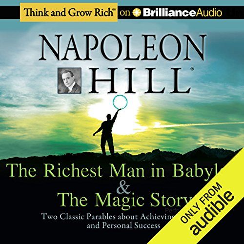 The Richest Man in Babylon & The Magic Story Titelbild