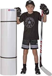 Better Hockey Extreme Roll-Up Shooting Pad 4 'x 8.5' - Premium Aid Training