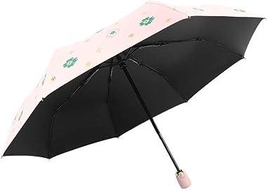 Parapluies, New Petits Frais Pare-Soleil crème Solaire ombrelles, parasols, parapluies Automatique Pliant Portable, Parasol V