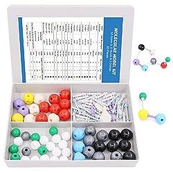 small Swpeet 92 Molecular Model Kits for Students and Teachers, Molecular Model Kits for…
