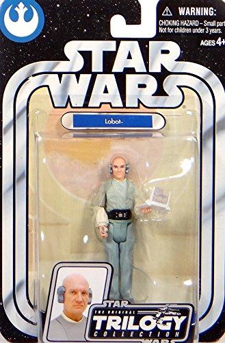 Hasbro Lobot Cloud City The Empire Strikes Back - Star Wars The Original Trilogy Collection 2004 (OTC)