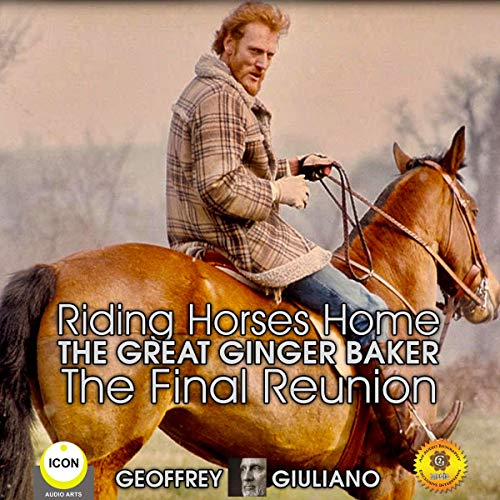 Riding Horses Home cover art