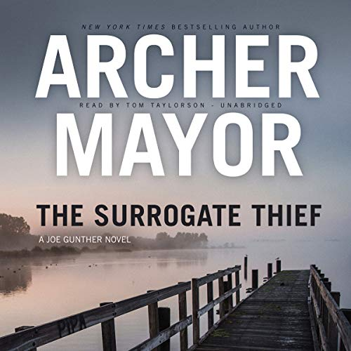 The Surrogate Thief cover art