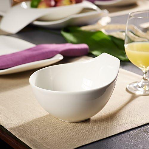 Villeroy Boch Urban Nature 33 3 4 Ounce Deep Large Bowl Salad Serving Bowls Rice Bowls