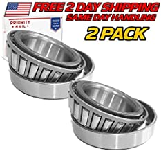 HD Switch (2 Sets) 15123, 15245 - Taper Roller Bearing Cup and Cone Set - Distributor Direct Pricing