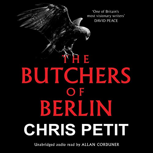 The Butchers of Berlin audiobook cover art