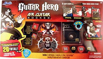 Guitarra Hero Air Guitar Rocker Value Pack: Amazon.es: Instrumentos musicales