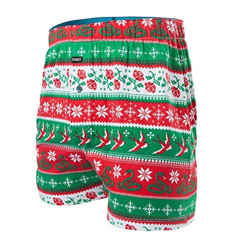 Stance Herren Stocking Stuffer Boxer Shorts Boxershorts, Multi, Medium