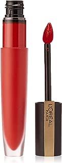 L'Oreal Paris 巴黎欧莱雅 Cosmetics Paris Rouge Signature雾上瘾系列 哑光液体唇膏 115 I Am Worth It