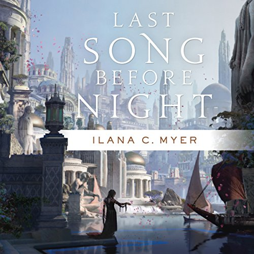 Last Song Before Night audiobook cover art