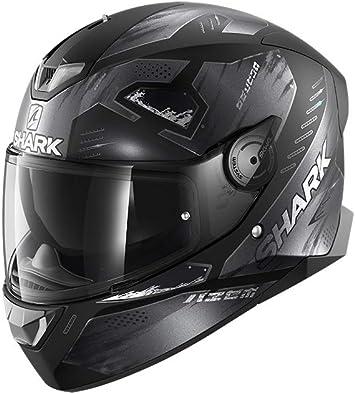 Shark Herren Nc Motorrad Helm Schwarz Xl Auto