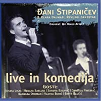 STIPANICEV DANI - Live In Komedija (1 CD)