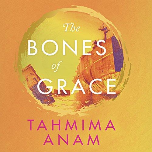 The Bones of Grace audiobook cover art