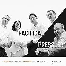 Brahms: Piano Quintet op 34 / Schumann: String Quartet No 1