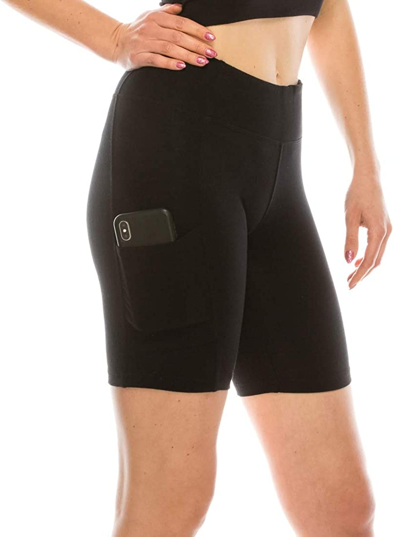 Popular 21 Basic Biker Shorts with High New product Women for Ranking TOP18 Pocket Waist