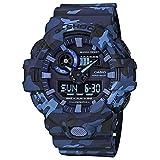CASIO (カシオ) 腕時計 G-SHOCK(Gショック)アナデジコンビ カモフラージュ GA-700CM-2A メンズ 海外モデル  [並行輸入品]