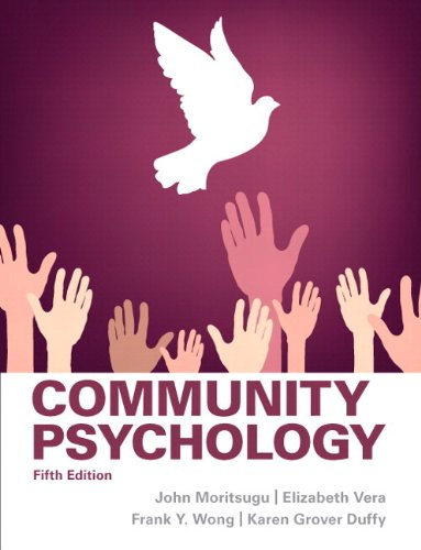 Community Psychology Plus MySearchLab with eText -- Access Card Package (5th Edition)