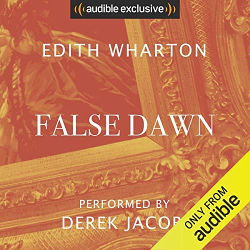 False Dawn copertina