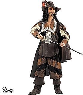 499f84c25545 Limit Sport – Costume da Moschettiere D 'Artagnan per adulti, taglia L, ...
