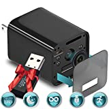 Spy Camera Charger - Hidden Camera - Mini Spy Camera 1080p - USB Charger Camera - Hidden Spy Ca…