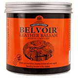 Carr and Day and Martin Belvoir Leather Balsam Intensive Conditioner - Orange, 500 ml
