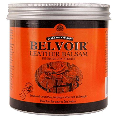 Carr and Day and Martin Belvoir Leather Balsam Intensive - Cuidado del Cuero para Caballo, Color Naranja, Talla 500 ml