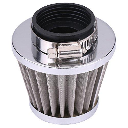 Filtro de aire moto, Filtro de admisión de aire de alto flujo 125cc-250cc