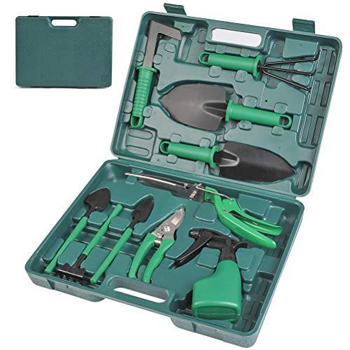 Ensemble d'outils indispensables pour le jardinage
