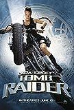 Close Up Tomb Raider Lara Croft (Movie) Poster (70cm x