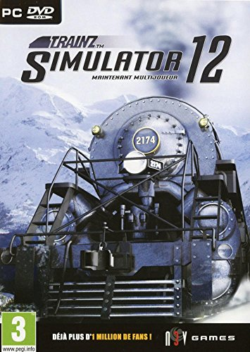 Koch Media Trainz Simulator 12 - Juego