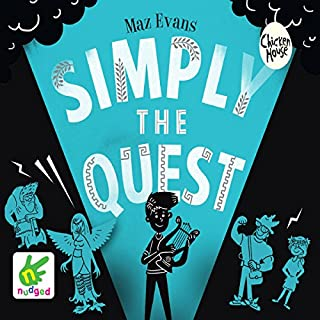 Simply the Quest cover art